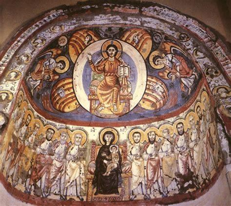 san apolo mosaico y pintura bizantina antes de a la crisis iconoclasta