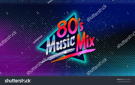 80s music mix retro style 80s stock vector 540828019 80s music mix retro style disco stock vector 598112063