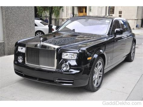 phantom car rolls royce car pictures images gaddidekho com