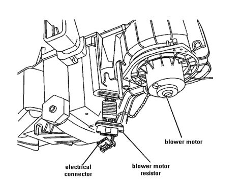 how to check if blower resistor is bad how to tell if your blower motor resistor is bad 28 images heater blower switch is due to a