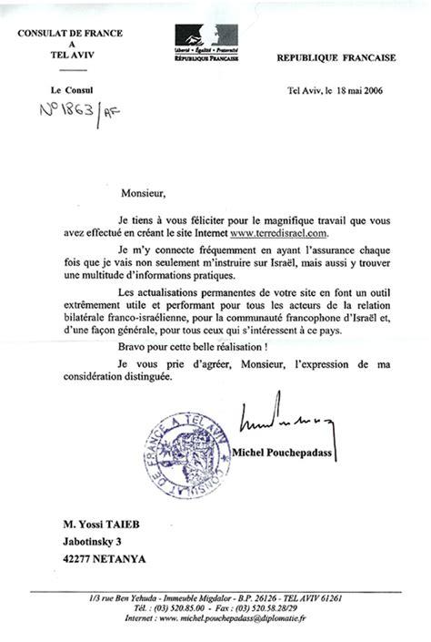Lettre Au Consulat De Pour Demande De Visa 233 Crire 224 Un Consul