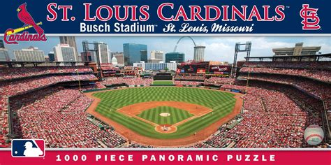 Stl Cardinals Giveaways - st louis cardinals jigsaw puzzle puzzlewarehouse com