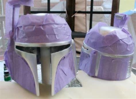 boba fett don post helmet customization guide  time    stumbled   dented