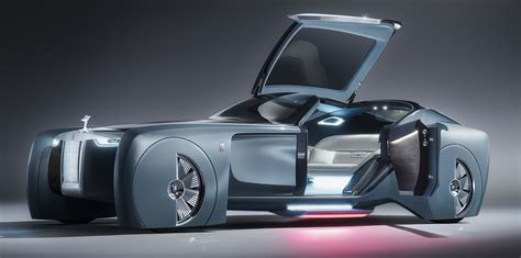 rolls royce door rolls royce vision next 100 concept unveiled photos 1