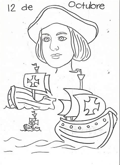 embarcaciones de cristobal colon para colorear pasos para dibujar a cristobal colon imagui