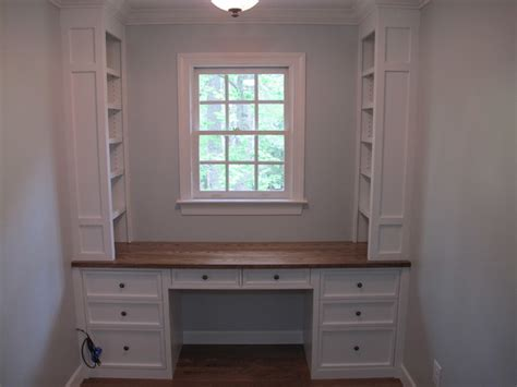 built in desk and bookshelves built in desk and bookshelves