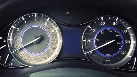 tire pressure monitoring 1990 lexus es head up display 2013 infiniti qx tire pressure monitoring system tpms youtube