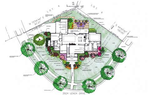Landscape Master Landscape Architect Master Plans Blueprints In Dallas