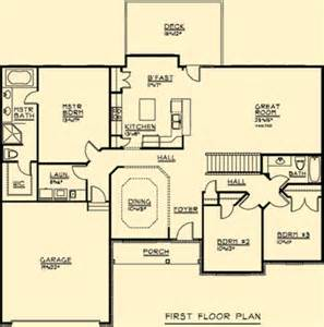 Homes Plans Capital Custom Homes House Plans