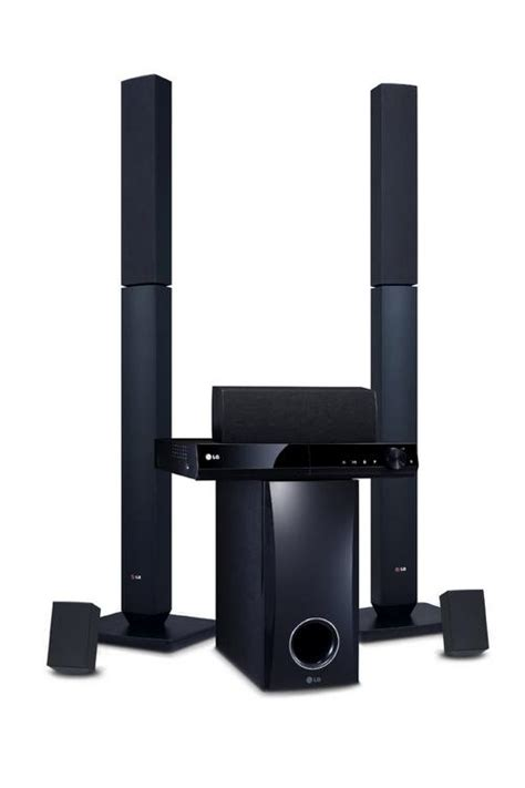Home Theater Lg 330 Watt lg dh4430p 5 1 channel 330w dvd home cinema system surround sound 1080 upscaling