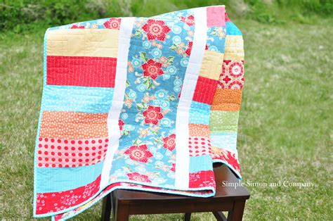 Quilt Giveaway - handmade quilt giveaway just for one of you simple simon and company