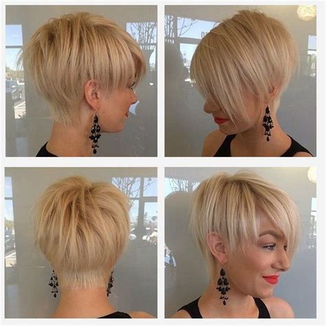 how to pin a fringe back pixie cut ultra modern pixie with longer fringe short hairstyles