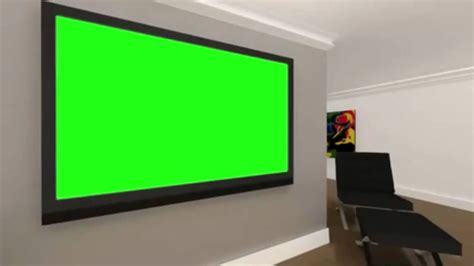 green tv free hd green screen background virtual room with green screen tv youtube