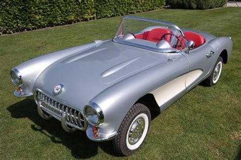 junior replicas car model corvette stingray 1956 new
