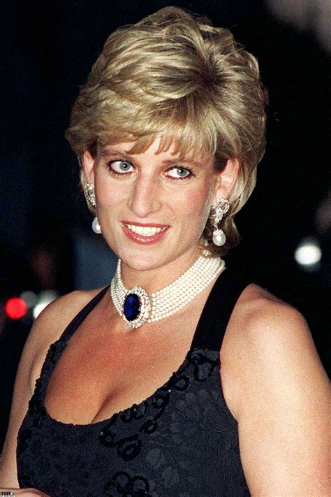 Princess Diana Hairstyles by Princess Diana Hairstyles Hair Hairstyles