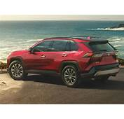 All New 2019 Toyota RAV4 Gets Aggressive In Every Way