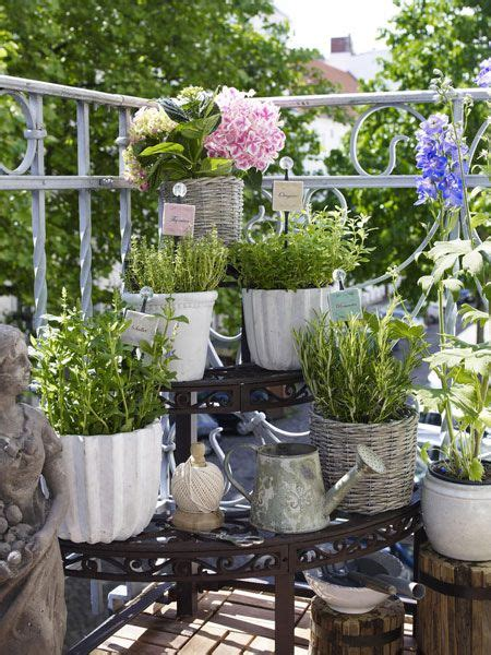 balkongarten anlegen die besten 17 bilder zu garten balkon pflanzen auf