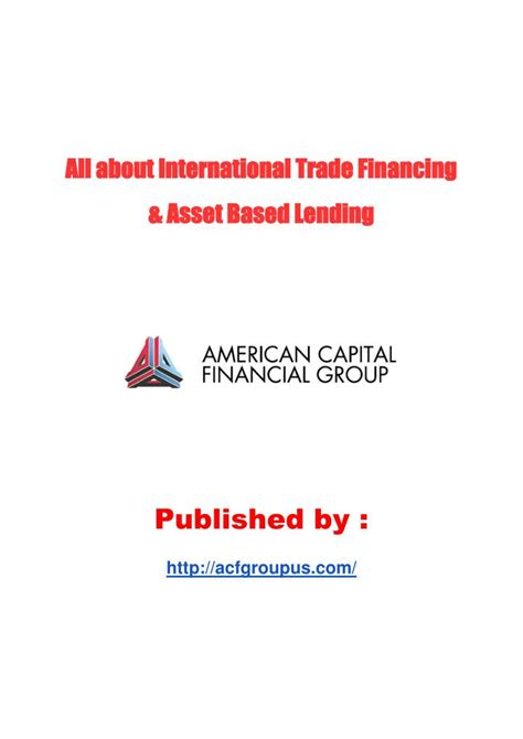ppt international trade financing powerpoint presentation id 7270120