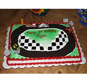 Cake Additionally Lightning McQueen On S Racing Car Cakes