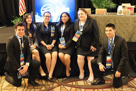 Fiu Mba Ranking 2013 by Fiu Fbla Pbl Chapter Enjoys Success At National Conference