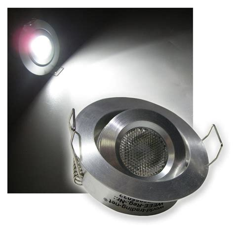 12v Ceiling Lights Led Recessed Spotlights 3w 12v Ceiling Light Downlight Spotlight Square Ebay