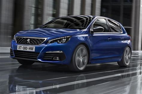 car peugeot 308 refreshed peugeot 308 hatch ready to pounce by car magazine