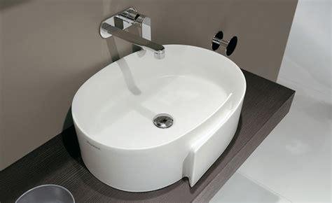 rubinetti per lavabo da appoggio magazine it ceramica flaminia