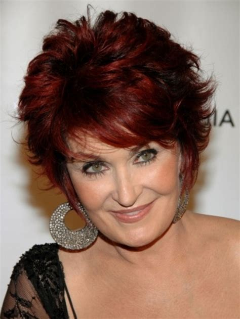 10 short hairstyles for women over 50 with curly hair than