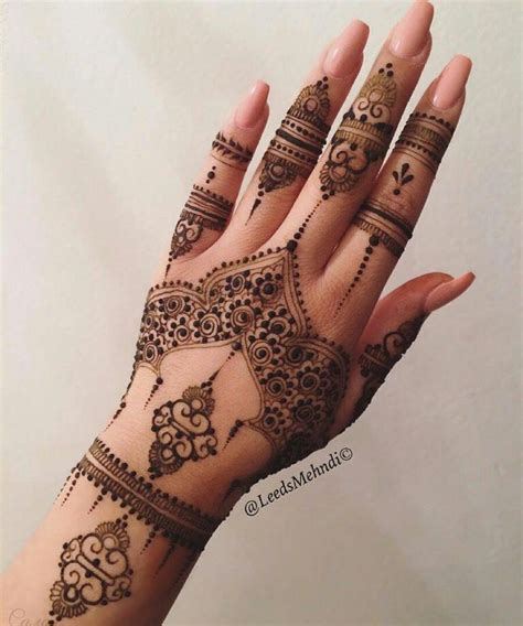 henna tattoo jamaica henna hand strip design simple 1000 ideas about arabic