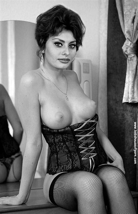 Sophia Loren Nude—old But Gold Scandal Planet