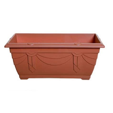 terracotta window box planter small plastic venetian window box trough planter plant pot