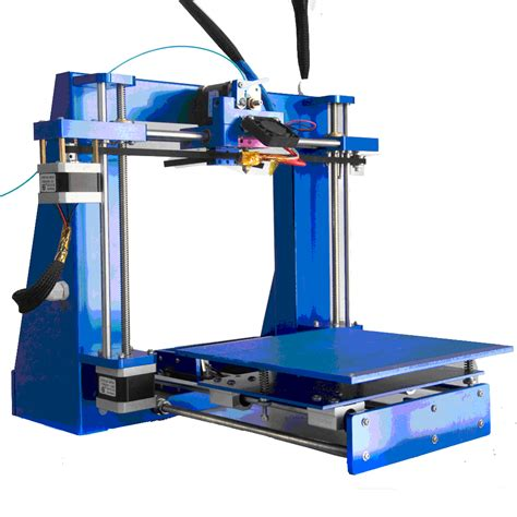 free 3d printer the smallest 3d printer with aluminium alloy pole different color of printing material free