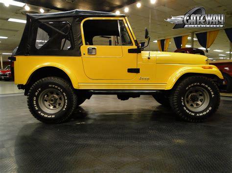 custom cj jeeps for sale custom jeep cj7 for sale image 184