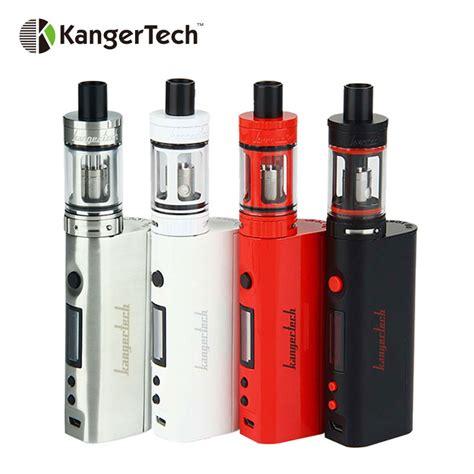 Kangertech Topbox Vapour original kangertech topbox 75w vape kit kanger 75w subox mini pro temperature box mod