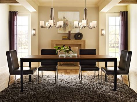 ideas for dining room lighting how to make dining room decorating ideas to get your home
