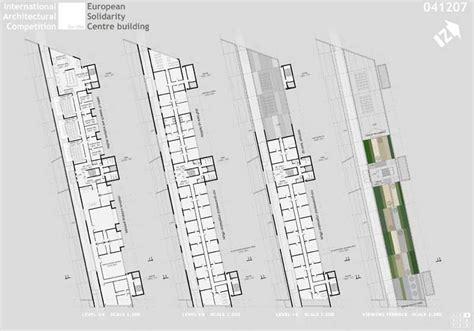 design competition europe european solidarity center building gdansk design