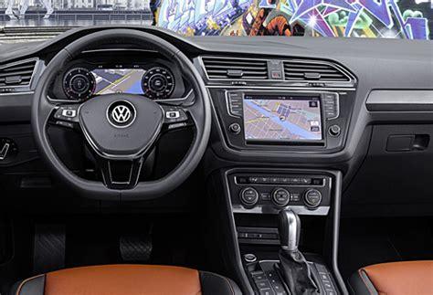 volkswagen tiguan 2016 interior volkswagen tiguan motormundial
