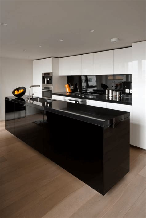 31 black kitchen ideas for the bold modern home 31 black kitchen ideas for the bold modern home