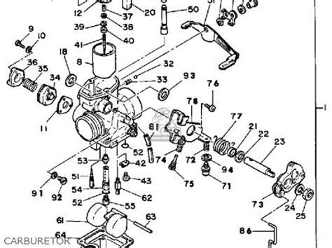 yamaha xt500 wiring diagram yamaha free engine image for