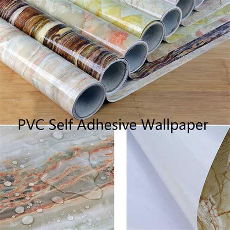 Wallpaper Pvc Marmer kopen wholesale zelfklevend vinyl behang uit china zelfklevend vinyl behang groothandel
