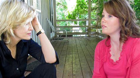 jaycee dugard backyard jaycee dugard interview she describes giving birth in phillip garrido s backyard