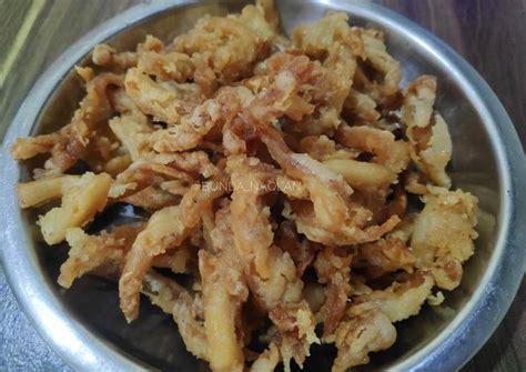 resep jamur krispi oleh bunda naqlan cookpad