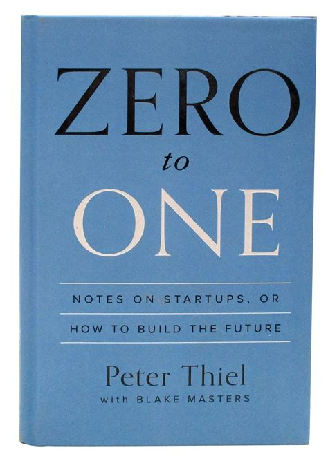 zero to one notes 8 brilliant books for business beginners bookstr