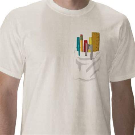 design a shirt with pocket geek t shirt designs