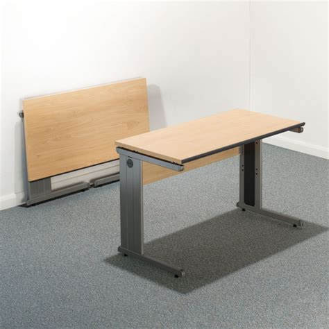 Small Folding Desks Edge Desk 120x60 Folding Desk Healthy Workstations Office Furniture