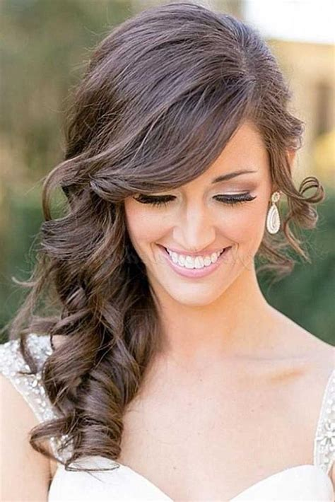 20 photo of hairstyles for weddings for bridesmaids
