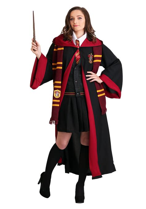 costume hermione granger hermione deluxe costume for
