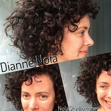 highlighted hair styles chin lenght natural curly hair 55 best images about curly hair chin length on pinterest