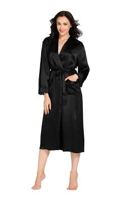 robe de chambre femme moderne smooth silk robes for and