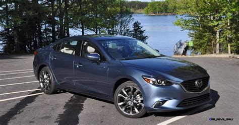 2016 mazda 6 grand touring hd drive review video 2016 mazda6 grand touring 46
